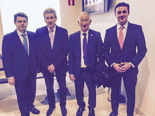 Diputación ha apoyado a la empresa almeriense Caparrós, galardonada por Aecosan.