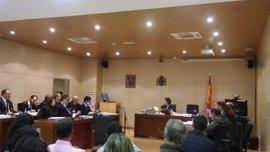 El juicio por el accidente de Castuera se reanuda el jueves con la declaración del conductor de la retroexcavadora