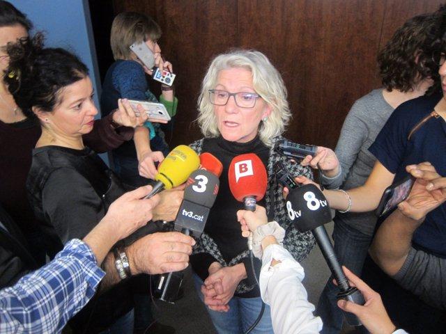 María José Lecha (CUP)