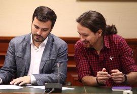 Cuatro de cada 10 votantes de IU se negaron a apoyar en junio la coalición con Podemos