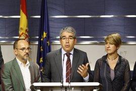 PP, PSOE y C's apoyarán mañana el suplicatorio de Homs, que el Congreso votará este mes
