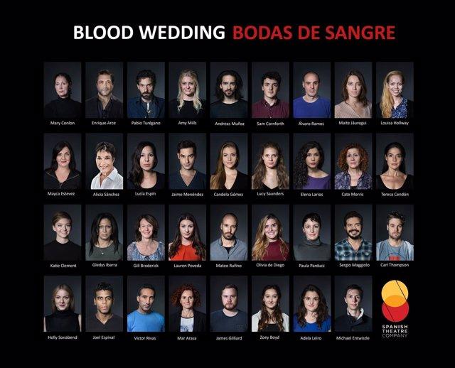 El nuevo Cervantes Theatre de Londres arrancará con 'Bodas de Sangre'