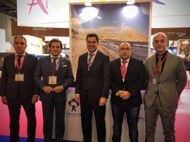 'Costa de Almería' se promociona en la 'World Travel Market' de Londres hasta el miércoles