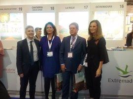 La Rioja presenta su oferta turística en la Feria de Turismo de Londres