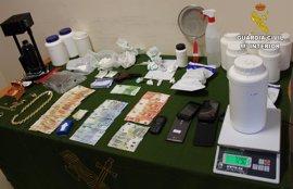 A prisión un matrimonio tras desmantelar un punto de venta de cocaína en Pozoblanco