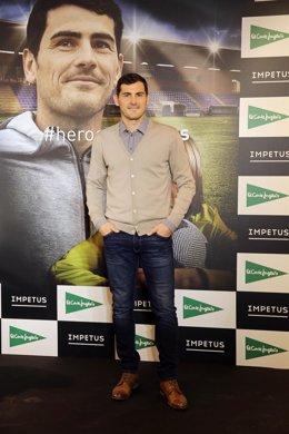 Iker Casillas acto Impetus