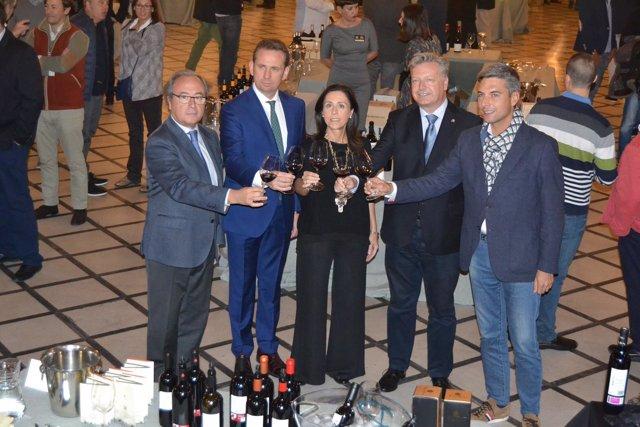 Inauguración del Salón del Vino y la Gastronomía de Córdoba