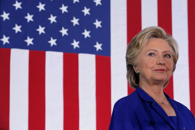 Hillary Clinton, candidata a la Presidencia de Estados Unidos