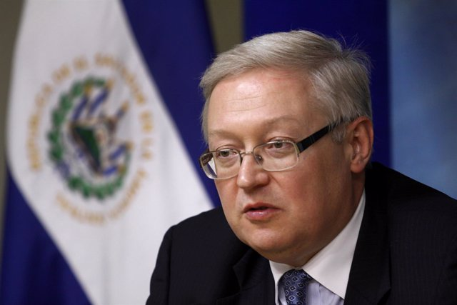 El viceministro de Exteriores de Rusia, Sergei Riabkov