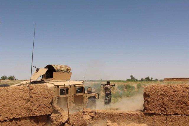 Provincia De Helmand, En El Sur De Afganistán