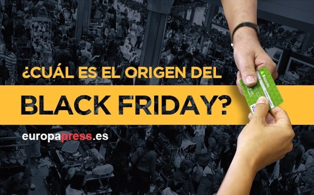 ¿Cuál Es El Origen Del 'Black Friday'?