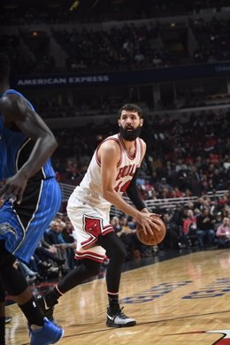 Mirotic en el Chicago Bulls - Orlando Magic