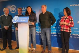 PP-A: La Junta ejercerá la defensa del exconsejero Vallejo en una pieza de Invercaria