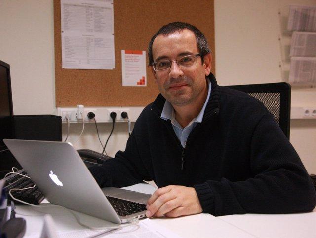 Antonio Salas, de la UNidad de Genética de la USC.