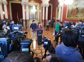 """Podemos pide a las diputadas expedientadas """"prudencia y responsabilidad"""" en sus declaraciones"""