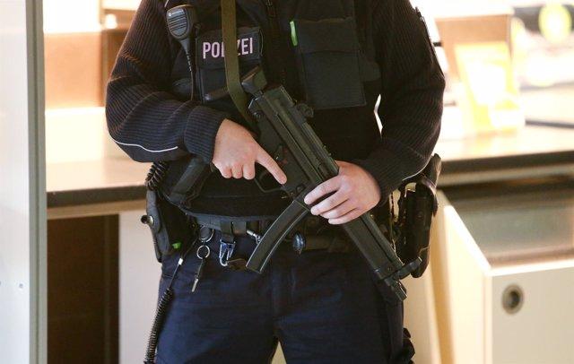 Policía federal de Alemania