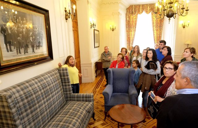 Visitas guiadas al Palacio de La Magdalena