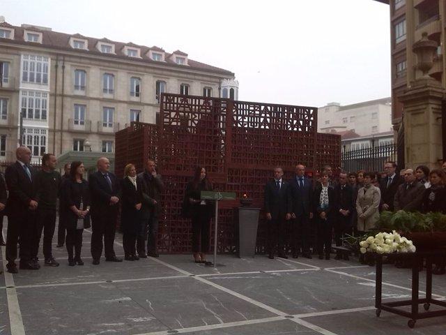 Parlamento vasco, Día de la Memoria