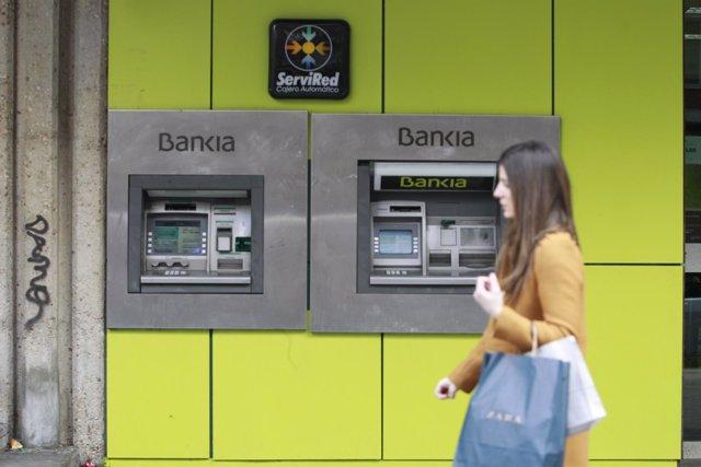 Bankia seguir ofreciendo el servicio de recarga en for Oficina abono transporte