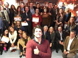 Carlos Sainz, embajador de la XI edición del Rastrillo de Firmas Solidarias de Avanza ONG
