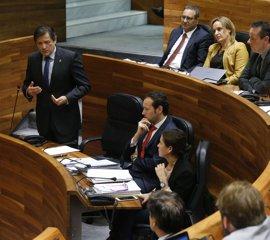 Fernández (PSOE) recuerda a Foro las críticas que hacía al PP