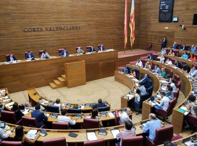 Corts Valencianes