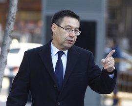 La Fiscalía no acusará a Bartomeu por el fichaje de Neymar a pesar de la decisión del juez de proponer que se le juzgue