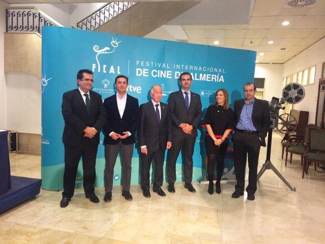 Fical llenará de actividad cinematográfica Almería la próxima semana.