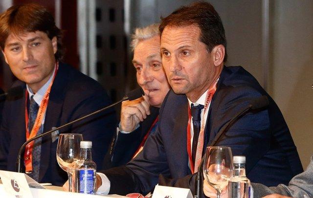 Fernando Giner, reelegido como presidente de la AEDFI