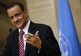El enviado de la ONU para Yemen pone fin a una nueva visita al país y viaja a Arabia Saudí
