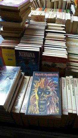 La Feria del Libro Antiguo vuelve a Sevilla.