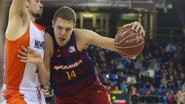 """Vezenkov: """"Tenemos la obligación de ganar al Zalgiris"""""""