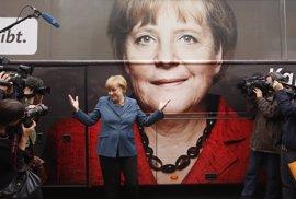 Más de la mitad de los alemanes quieren que Merkel vuelva a presentarse en 2017