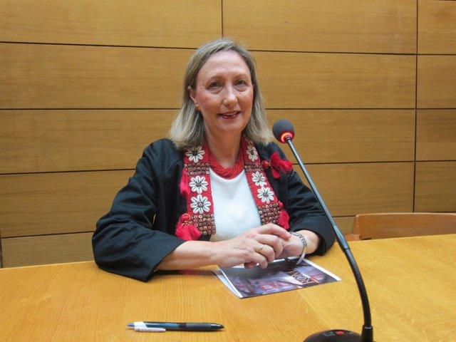 Conservadora del MNAR, Trinidad Nogalese