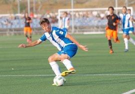 Marc Gual, traspasado del filial del Espanyol al Sevilla Atlético