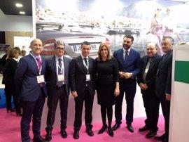 """Alcalde de Marbella destaca la """"buena aceptación"""" del proyecto 'Kilometro Cero' en la WTM"""