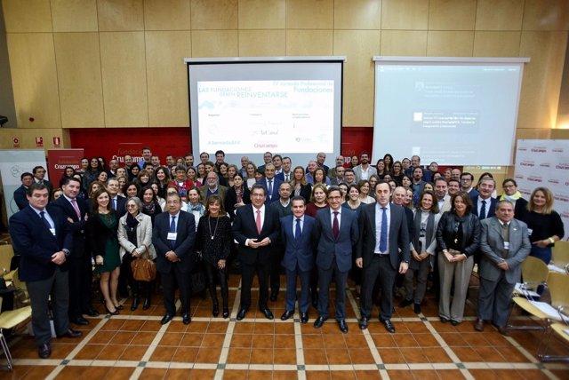 Asociación de Fundaciones Andaluzas reúne a 160 profesionales en Sevilla