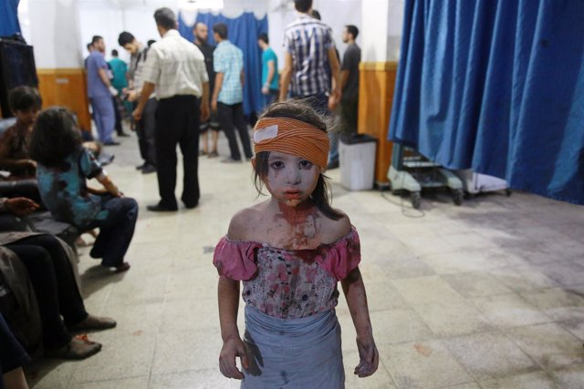 Douma's Children, Syria 04