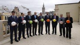 Sevilla presenta 'Champions for Life'