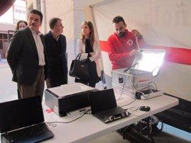 PcComponentes facilitará a Cruz Roja ordenadores y tablets en caso de emergencias para agilizar la atención a víctimas