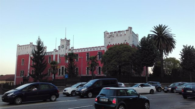 Fábrica de armas de La Vega, en Oviedo