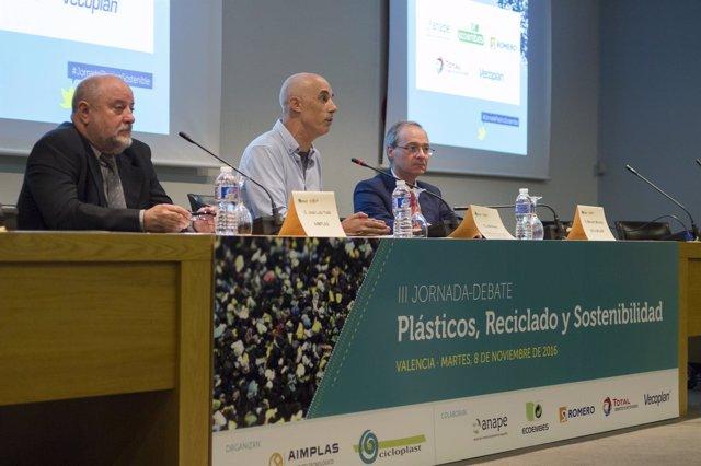 III Jornada Plásticos, Reciclado Y Sostenibilidad: Cada Valenciano Recicla 28 Ki