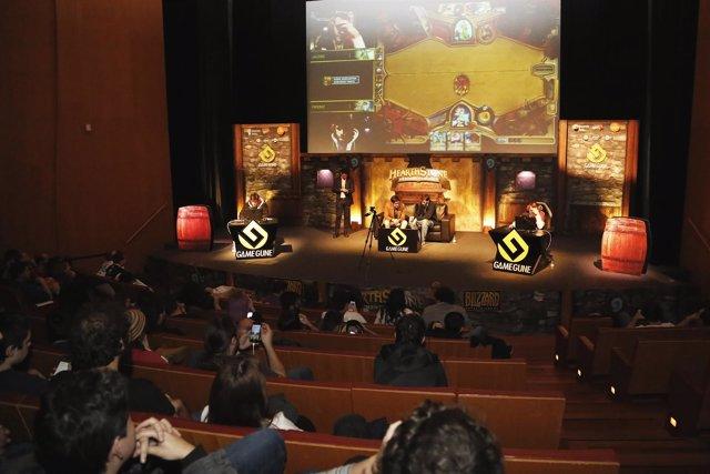 [Ndp|Poharra]: La Élite Mundial De Los Videojuegos Se Da Cita En La Gamegune 201
