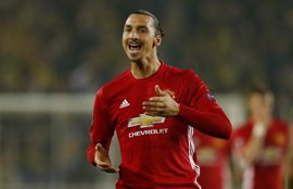 "Ibrahimovic: ""Ganaré la Premier League con el Manchester United"""