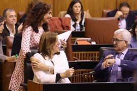 El presupuesto andaluz de 2017 supera el debate de totalidad tras rechazarse las enmiendas