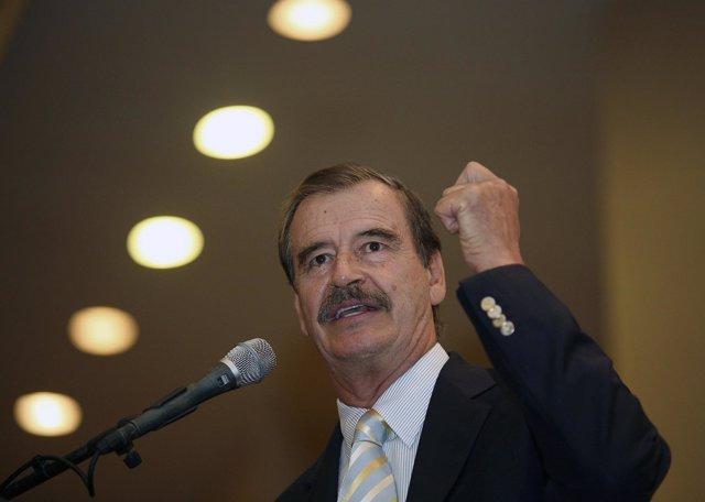 Ex presidente mexicano Vicente Fox