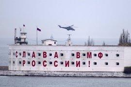 Rusia detiene en Crimea a un grupo terrorista que planeaba acciones subversivas en la península