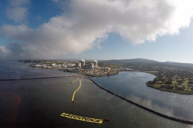 Greenpeace señala a Almaraz (Cáceres) como la próxima nuclear en cerrar