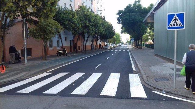 Avenida de La Barzola.