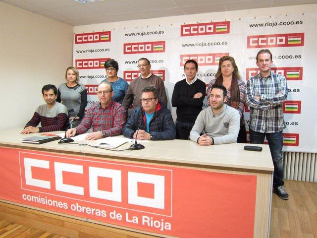 Comité de Empresa de Heinz Ibérica de Alfaro